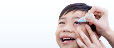 Combined atropine with orthokeratology in childhood myopia control (AOK) - A randomized controlled trial
