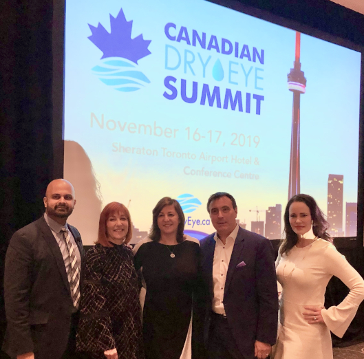 Canadian Dry Eye Summit: Conference review